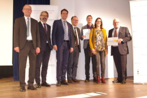 Bilde von der Auszeichnung